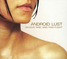 Android Lust Devour, Rise and Take Flight (CD, Feb-2006, Projekt Records)