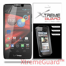 NEW XtremeGuard LCD Screen Protector Shield Skin For Motorola Droid Razr Maxx HD