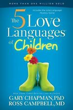 THE FIVE 5 LOVE LANGUAGES OF CHILDREN Gary Chapman NEW book Christian parenting