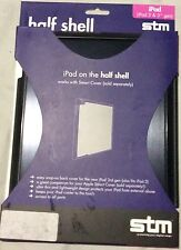 STM Half Shell iPad Cover Brand New for iPad 2 & 3 Black Only