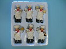3D Fat Chef magnets  refrigerator bistro Bar fridge #332