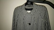 NEW Womens Ladies RODEX PURE 100% Cashmere Coat Made In England Size 18 UK