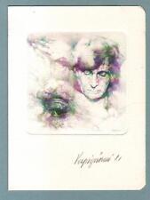 Bolaffi Arte RENZO VESPIGNANI 4222/5000 Collezione degli Autoritratti firmati