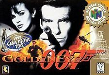 GOLDENEYE 007 JAMES BOND GAME SYSTEM NINTENDO N64 N 64 NES HQ