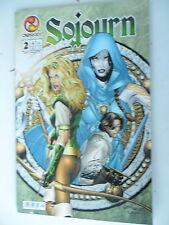 1 x Comic -Crossgen - Sojourn  - Band Nr. 2