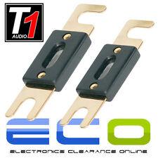 T1 Audio T1-ANL250 250 amp ANL Car Audio Fuse  (Pack of 2)