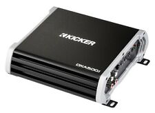 Kicker DXA5001 Monoblock Class D Subwoofer Amplifier 500w RMS at 2ohm