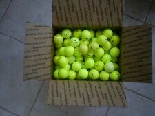 Box of 100 Used Brightly-colored Golf Balls