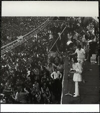 THE ROLLING STONES POSTER PAGE 1969 HYDE PARK . Y36