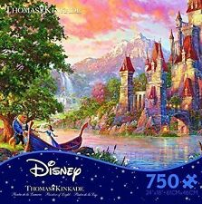 Thomas Kinkade Disney Dreams Beauty and the Beast 2 Puzzle by Ceaco