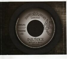 (GU688) Injustice, World's Most Wanted - 2010 CD + DVD