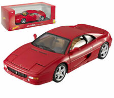 1:18 MATTEL HOT WHEELS-f355 Berlinetta Ferrari Red
