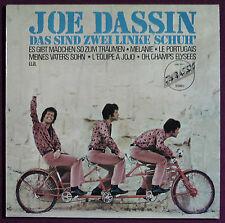Joe Dassin - Das sind zwei linke Schuh' - LP Vinyl 1972 - EMB 31071