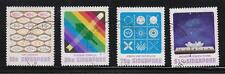 SINGAPORE 1977 SCIENCE CENTRE COMP. SET OF 4 STAMPS SC#288-291 IN FINE USED