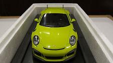 1/18 2016 Spark Porsche 911(991) GT3 RS Limited Dealer Edition ** US Seller **