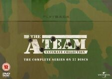 THE A TEAM - COMPLETE TV SERIES / SEASON 1-5 (1 2 3 4 5) DVD BOX SET BRAND NEW