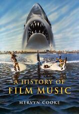 NEW A History of Film Music by Mervyn Cooke Paperback Book (English) Free Shippi