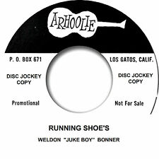"RUNNING SHOES Weldon ""Juke boy"" Weldon *BLUES BOPPER*"