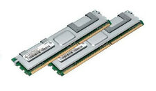 2x 2GB 4GB RAM Speicher HP Workstation xw8400 xw8600