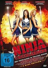 """""""Ninja Cheerleaders"""" Die Dopell-DVD ist Neu & OVP"""