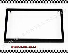 C2ISO - CORNICE DOPPIO ISO UNIVERSALE 115x188mm cornicetta frame autoradio 2 DIN