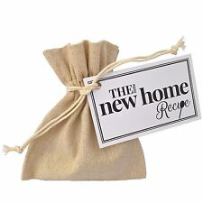The Little New Home Recipe - Unique Gift Present Good Luck Moving House warming