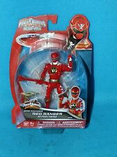 "POWER RANGERS SUPER MEGAFORCE DINOTHUNDER RED  5"" RANGER NEW VERY RARE"