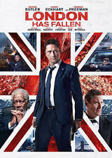 LONDON HAS FALLEN -DVD --GERARD BUTLER- FREE SHIPPING