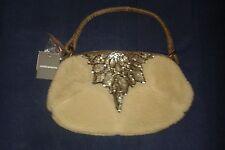 Sublime bag sac en peau de mouton retournée Antik Batik NEUF