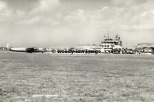 rp3083 - Jersey Airport and planes - photo 6x4