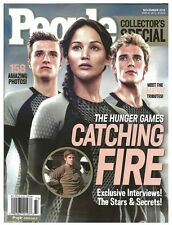 2013 People Collector's Special Issue The Hunger Games Catching Fire!