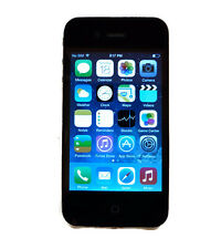 Apple iPhone 4 - 16GB - Black Unlocked Sim Free Smartphone