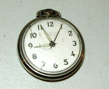 "Vintage Working WESTCLOX ""POCKET BEN"" Luminous Pocket Watch, Made in the USA"