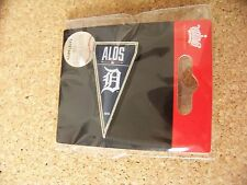 2014 Detroit Tigers ALDS Postseason pennant lapel pin AL MLB post season