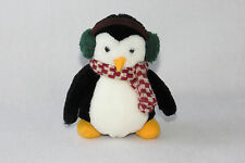 Debbie Mumm Penguin Hugsy 1999 Mummford McFinn Plush Joey Friends Mini Toy 6""