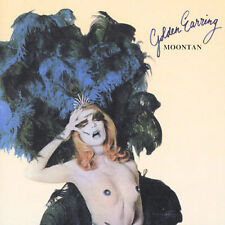 Moontan [Remaster] by Golden Earring (CD, Oct-2001, Red Bullet)