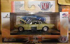 M2 Machines Premium Detroit Muscle 1968 Mercury Cougar XR-7G 390 New Release 34