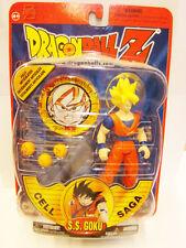Dragon Ball Z S.S. Goku Cell Saga Action Figure NEW Toys Super Saiyan