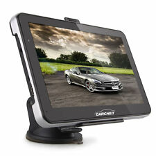 """7"""" Car Vehicle GPS Navigation MTK 128MB RAM 8GB Touch Screen w/West Europe Map"""