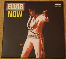 CD Album Elvis Presley - Elvis Now (Mini LP Style Card Case) NEW
