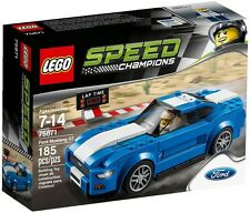 Lego 75871 Speed Champion Ford Mustang GT NEW MISB