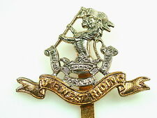 DUKE OF WELLINGTONS WEST RIDING CLASSIC GENUINE REGIMENTAL LICENSED CAP BADGE