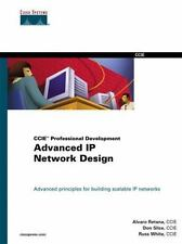 Advanced IP Network Design (CCIE Professional Development)-ExLibrary