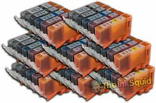 40 PGI-520/CLI-521 Ink Cartridge for Canon Pixma iP4700