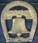 Antique Cast Iron 150 Years American Independent 1776-1926 Liberty Bell