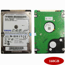 5PCS Samsung style 160GB 2.5 inch 5400 RPM IDE/PATA HDD Hard Disk Drive Not