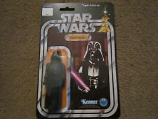 vintage star wars darth vader on 12 back recard