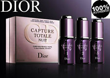 100%AUTHENTIC BNISB DIOR CAPTURE TOTALE NUIT 21 NIGHT RENEWAL TREATMENT  £235.00