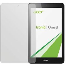 2x Acer Iconia One 8 B1-830 Protector de Pantalla protectores mate