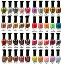 New Kleancolor Nail Polish Lot Of 24 Assorted Colors Lacquer Full Size Art